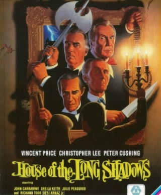 Michael Armstrong House Of The Long Shadows